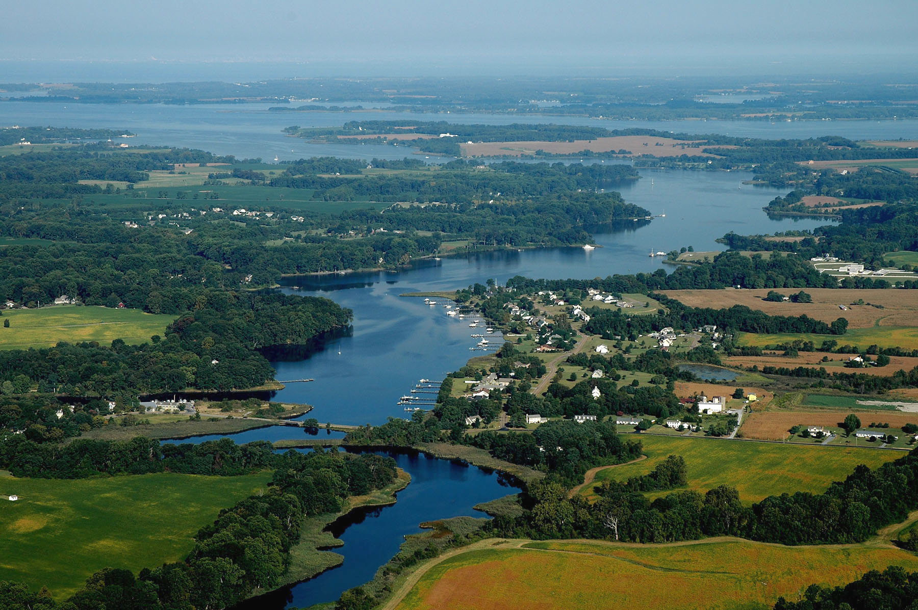 Corsica River-Maryland